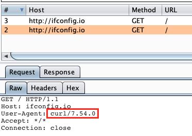 你没见过的Burpsuite骚操作——拦截CLI工具的流量